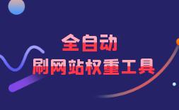 SEO自动刷网站权重工具