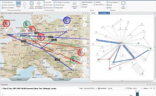 IMB i2 情报分析工具(IBM i2 Analysts Notebook)破解版+中文版指南